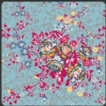 Art Gallery Fabrics - AGF Collection - Meadow Aroma in Splash