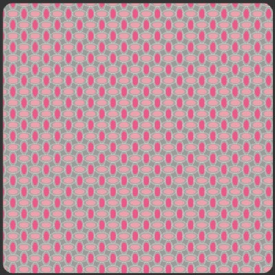 Art Gallery Fabrics - AGF Collection - Notes of Pink in Pepper
