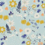 Art Gallery Fabrics - AGF Collection - Gramercy - Central Park in Breeze