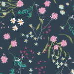 Art Gallery Fabrics - AGF Collection - Lavish - Blossom Swale in Depth