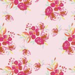 Art Gallery Fabrics - AGF Collection - Wild Bloom - Corsage Charm in Pink