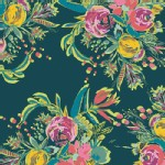 Art Gallery Fabrics - Joie De Vivre - Coquet in Bouquet