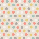 Art Gallery Fabrics - Littlest - Cottontails in Sand