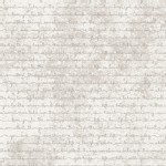 Art Gallery Fabrics - Littlest - Heartfelt Words in Snow