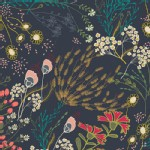 Art Gallery Fabrics - Rayon - Indie Folk - Meadow in Dim