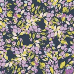 Art Gallery Fabrics - Sage - Bougainvillea in Lilac