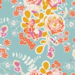 Art Gallery Fabrics - Sweet As Honey - Orchard Blossom in Spring