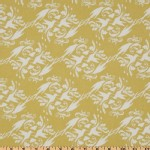 Blend Fabrics - Garden of Delights - Hummingbird in Yellow