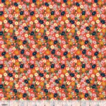 Blend Fabrics - Others - Garden Roost - Flower in Coral