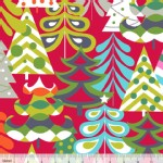Blend Fabrics - Treelicious - Tis the Season in Red