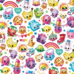 Character Prints - Other Characters - Shopkins Color Me Happy in Lavender