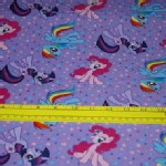 Character Prints - Other Characters - My Little Pony in Purple