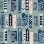 Cotton And Steel - Jubilee - In The City in Blue
