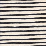 Cotton And Steel - Wonderland - Cheshire Stripe in White