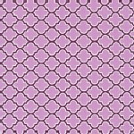 Free Spirit - Aviary 2 - Lattice in Lilac