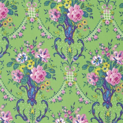 Free Spirit - Caravelle Arcade - Daisy in Green