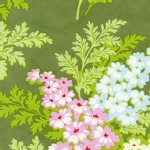 Free Spirit - Nicey Jane - Picnic Bouquet - NOT REPRINT - FIRST COLLECTION in Moss