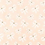 Michael Miller Fabrics - Glitz - Wee Sparkle - Lace Up in Confection