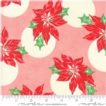 Moda Fabrics - Swell Christmas - poinsettia in Pink
