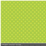 Riley Blake Designs - Simply Sweet - Dots in Green