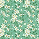 Tilda Fabrics - Apple Butter - Peggy in Sage