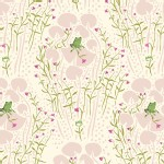 Windham Fabrics - Far Far Away - Frogs in Pink