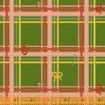 Windham Fabrics - SugarPlum - Plaid in Green